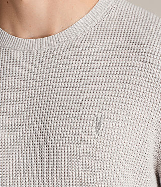 Uomo Maglione Trias (SODIUM GREY) - product_image_alt_text_2