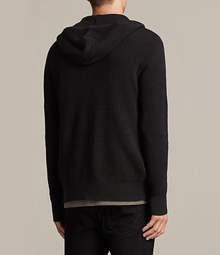Hommes Trias Hoody (Cinder Black Marl) - product_image_alt_text_3