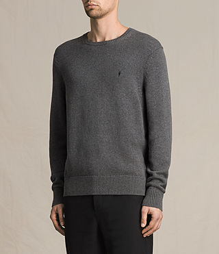 Hombre Jersey Kai (Charcoal Marl) - product_image_alt_text_3