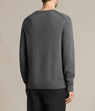 Hombre Jersey Kai (Charcoal Marl) - product_image_alt_text_4