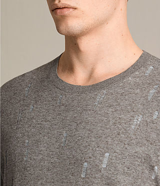 Herren Emil Crew Jumper (Military) - product_image_alt_text_2