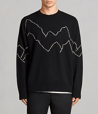 mount crew sweater