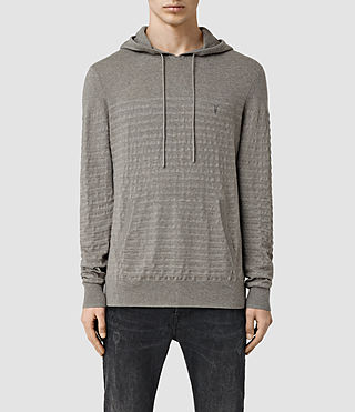 Men's Wherry Overhead Hoody (Military Grey)