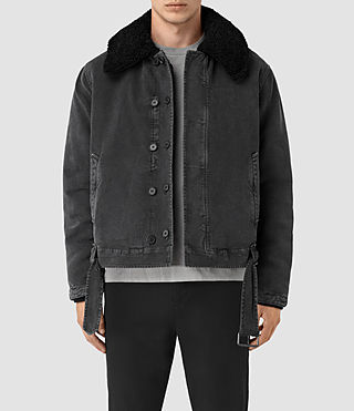 Mens Nao Jacket (Black) - product_image_alt_text_1