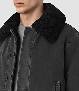 Mens Nao Jacket (Black) - product_image_alt_text_2