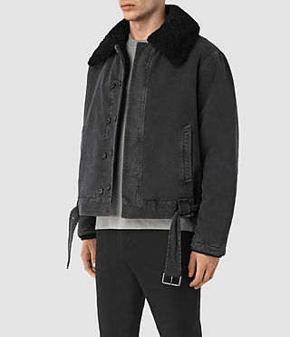 Mens Nao Jacket (Black) - product_image_alt_text_3
