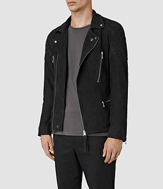 Uomo Kenji Biker (Washed Black) - product_image_alt_text_3