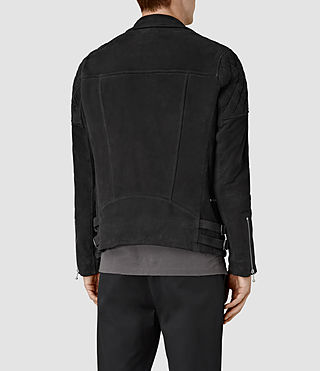 Uomo Kenji Biker (Washed Black) - product_image_alt_text_4