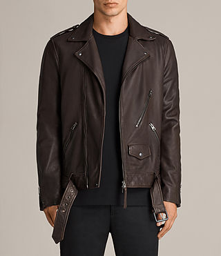 voltaire leather biker jacket