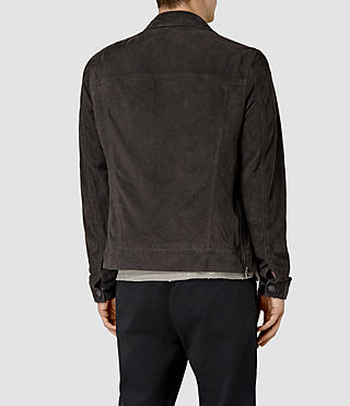 Herren Rine Jacket (Washed Black) - product_image_alt_text_4