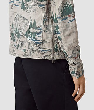 Mens Knox Suede Jacket (CANADA PRINT) - product_image_alt_text_6