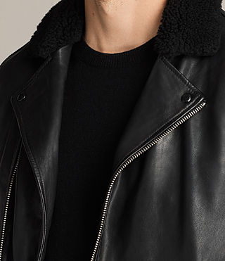 Hommes Perfecto Hawk (Black) - Image 2