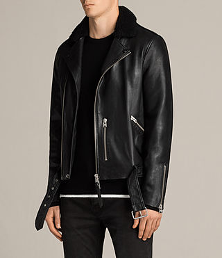 Hommes Perfecto Hawk (Black) - Image 3