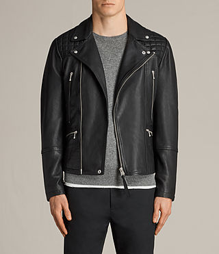 rango leather biker jacket