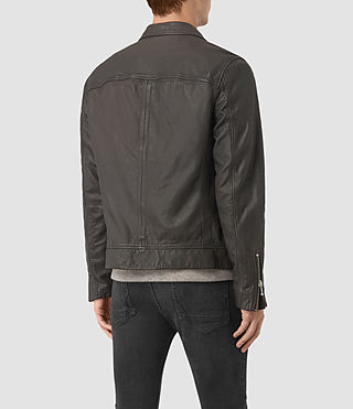 Uomo Hokusai Jacket (ANTHRACITE GREY) - product_image_alt_text_6