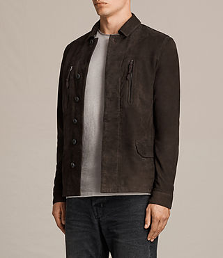 Uomo Blazer Warner (ANTHRACITE GREY) - product_image_alt_text_3