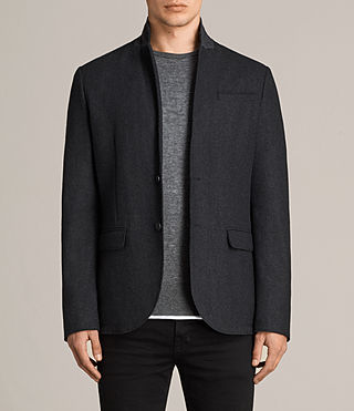 Men's Bayard Blazer (Charcoal Marl) -