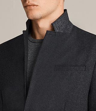 Men's Bayard Blazer (Charcoal Marl) - product_image_alt_text_2