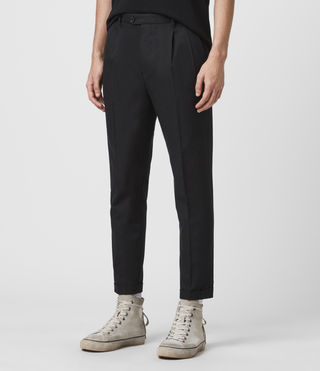 Mens Tallis Pant (Charcoal) - product_image_alt_text_4