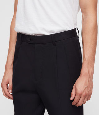 Men's Tallis Trouser (INK NAVY) - product_image_alt_text_2