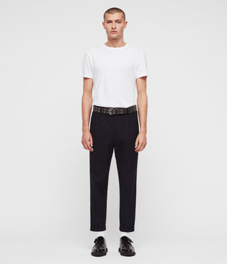 Uomo Tallis Trouser (INK NAVY) - product_image_alt_text_3