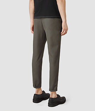 Hombre Tallis Trouser (KHAKIGREEN) - product_image_alt_text_3