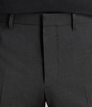 Hombres Vernon Trouser (Charcoal Grey) - product_image_alt_text_2