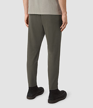 Uomo Silas Trouser (Khaki Green) - product_image_alt_text_3