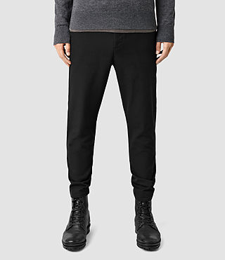 Uomo Silas Trousers (Black)