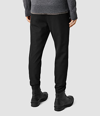 Herren Silas Trousers (Black) - product_image_alt_text_3