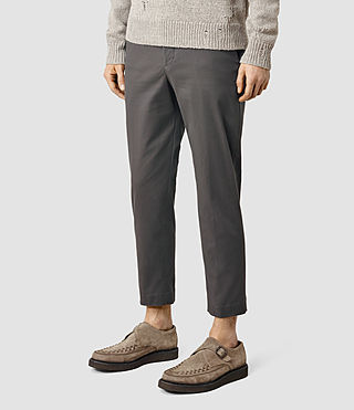 Herren Corban Trouser (Charcoal) - product_image_alt_text_2