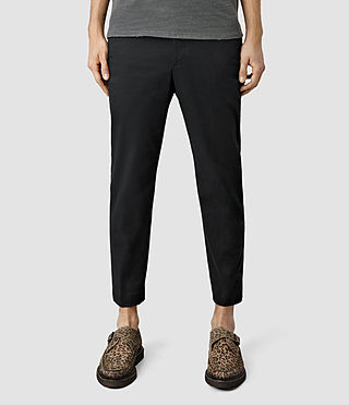 Uomo Corban Trouser (Black)