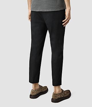 Men's Corban Trouser (Black) - product_image_alt_text_3