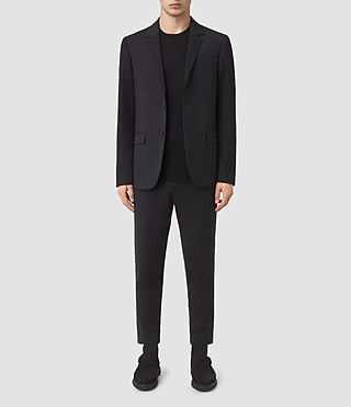 Uomo Irving Blazer (Black)