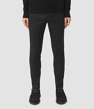 Uomo Aidan Trouser (Black)