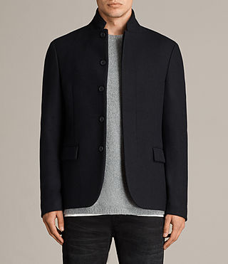 Uomo Blazer Carrol (Black/Ink) - Image 1