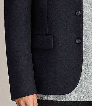 Uomo Blazer Carrol (Black/Ink) - Image 4