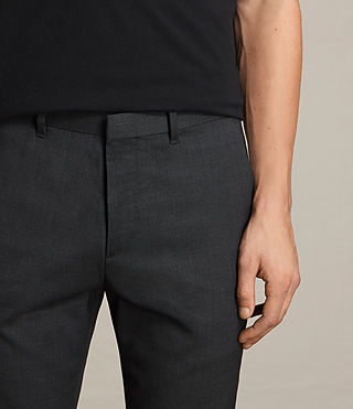 Herren Gale Trouser (Charcoal Grey) - product_image_alt_text_2