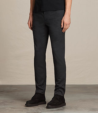Herren Gale Trouser (Charcoal Grey) - product_image_alt_text_3