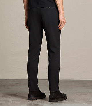 Men's Gale Trouser (Black) - product_image_alt_text_4