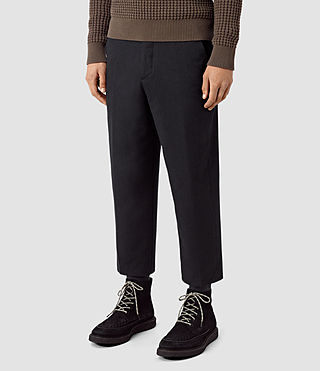 Hombres Pico Trouser (Charcoal Grey) - product_image_alt_text_2