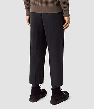 Hombres Pico Trouser (Charcoal Grey) - product_image_alt_text_3