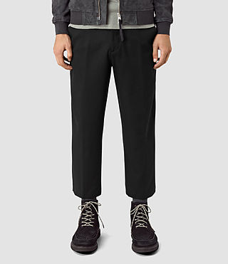 Men's Pico Trouser (Black) -