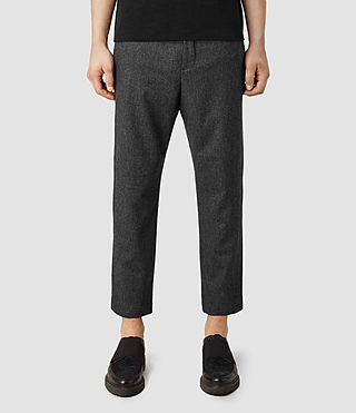 Men's Sano Trouser (Charcoal)