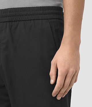 Men's Kode Trouser (Black) - product_image_alt_text_2
