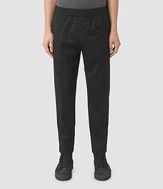 Men's Kode Trouser (Black) - product_image_alt_text_3