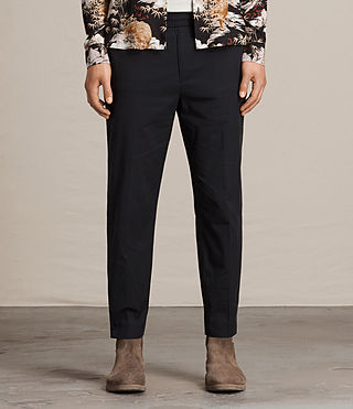 Mens Medley Trouser (Black) - product_image_alt_text_1