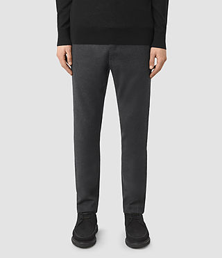 Uomo Colt Trouser (Charcoal Grey)
