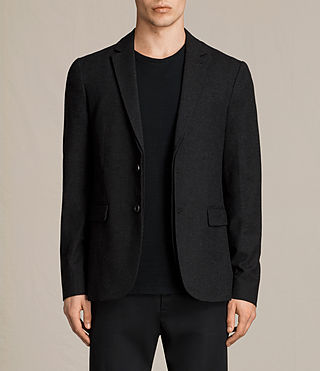 Mens Dayton Blazer (Black)