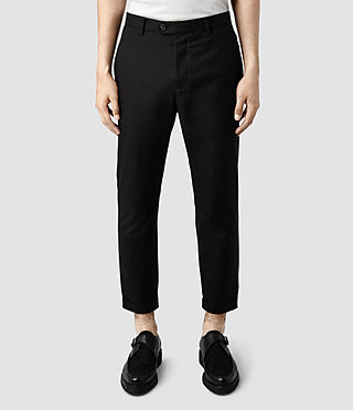 Mens Nile Pant (Black) - product_image_alt_text_1